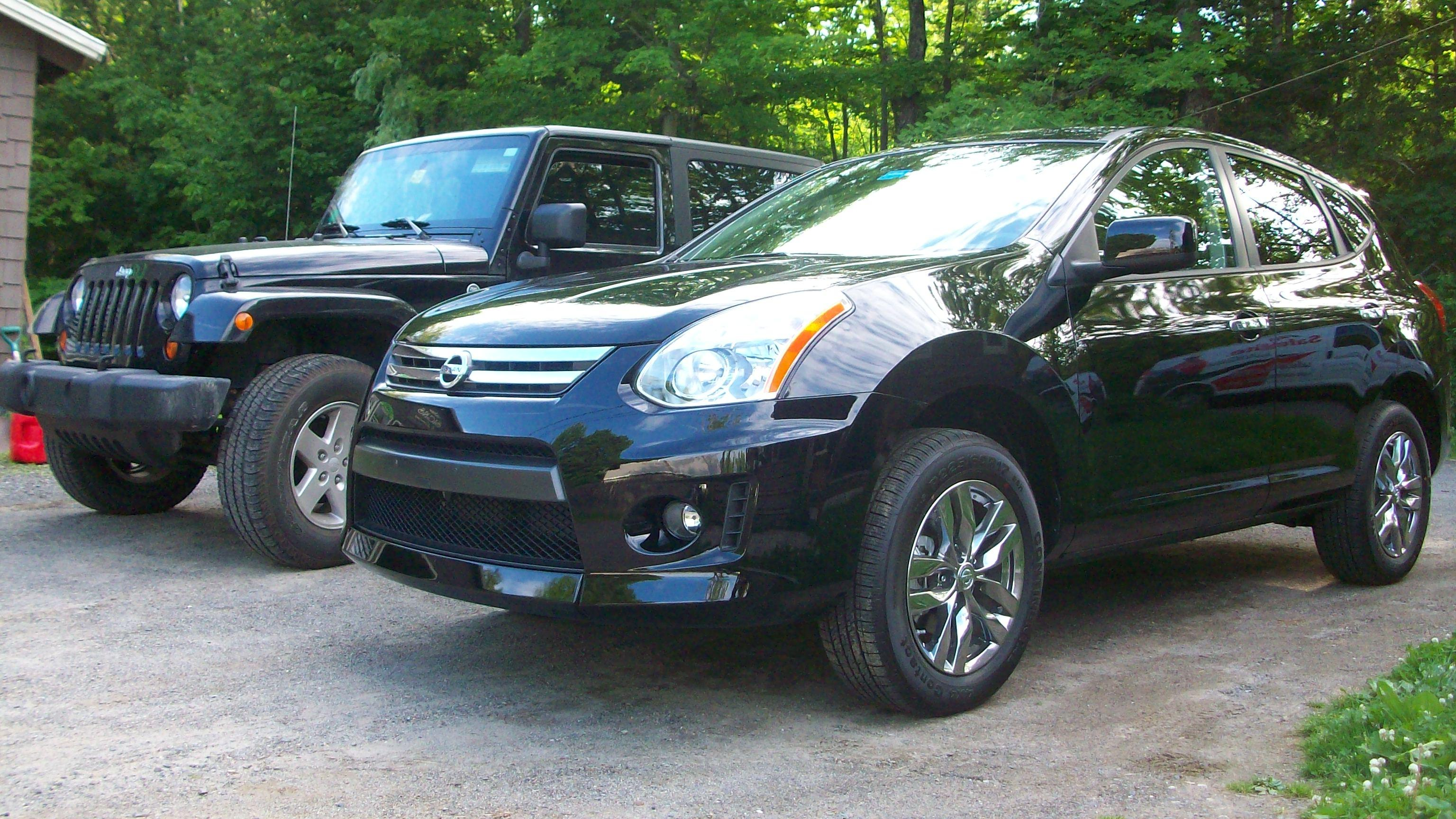 Another BriDesigns 2010 Nissan Rogue post... - 14581068