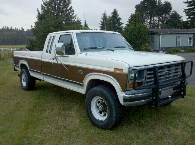 Another seven_bighead7 1986 Ford F250 Crew Cab post... - 14581279