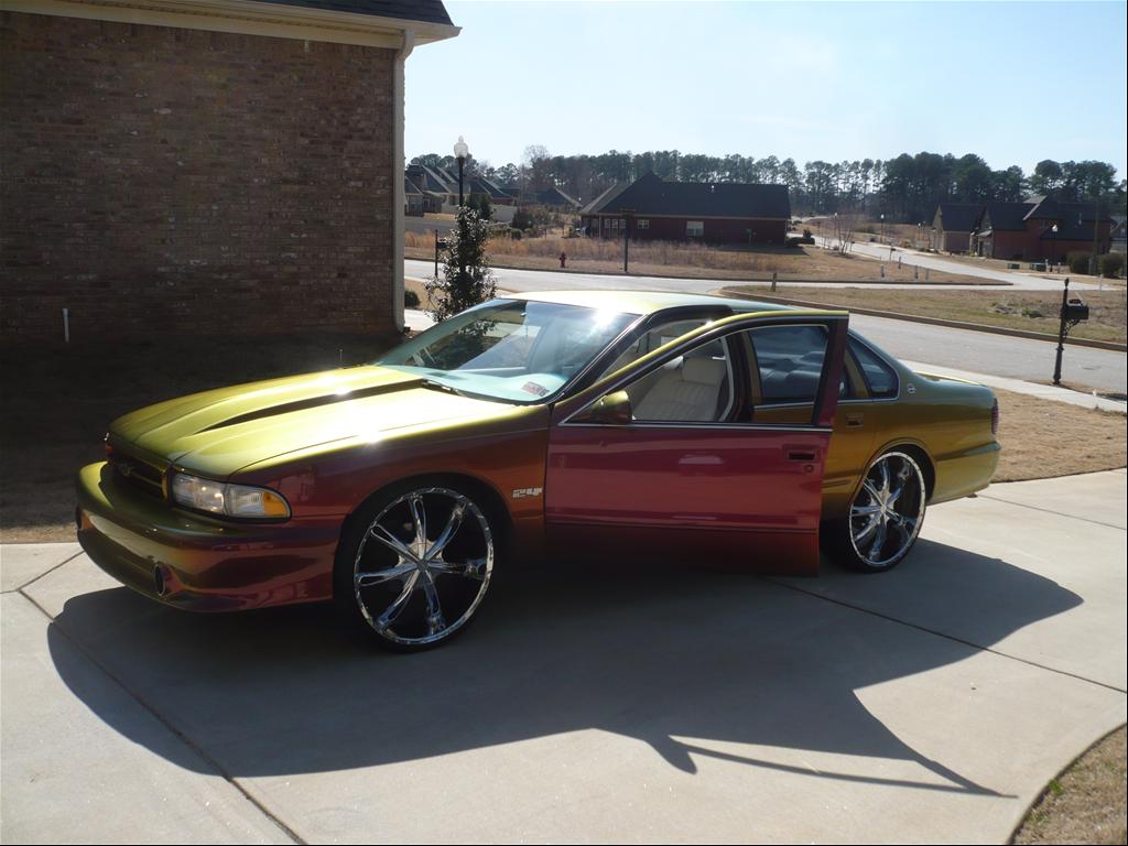 1996 lowrider impala submited images
