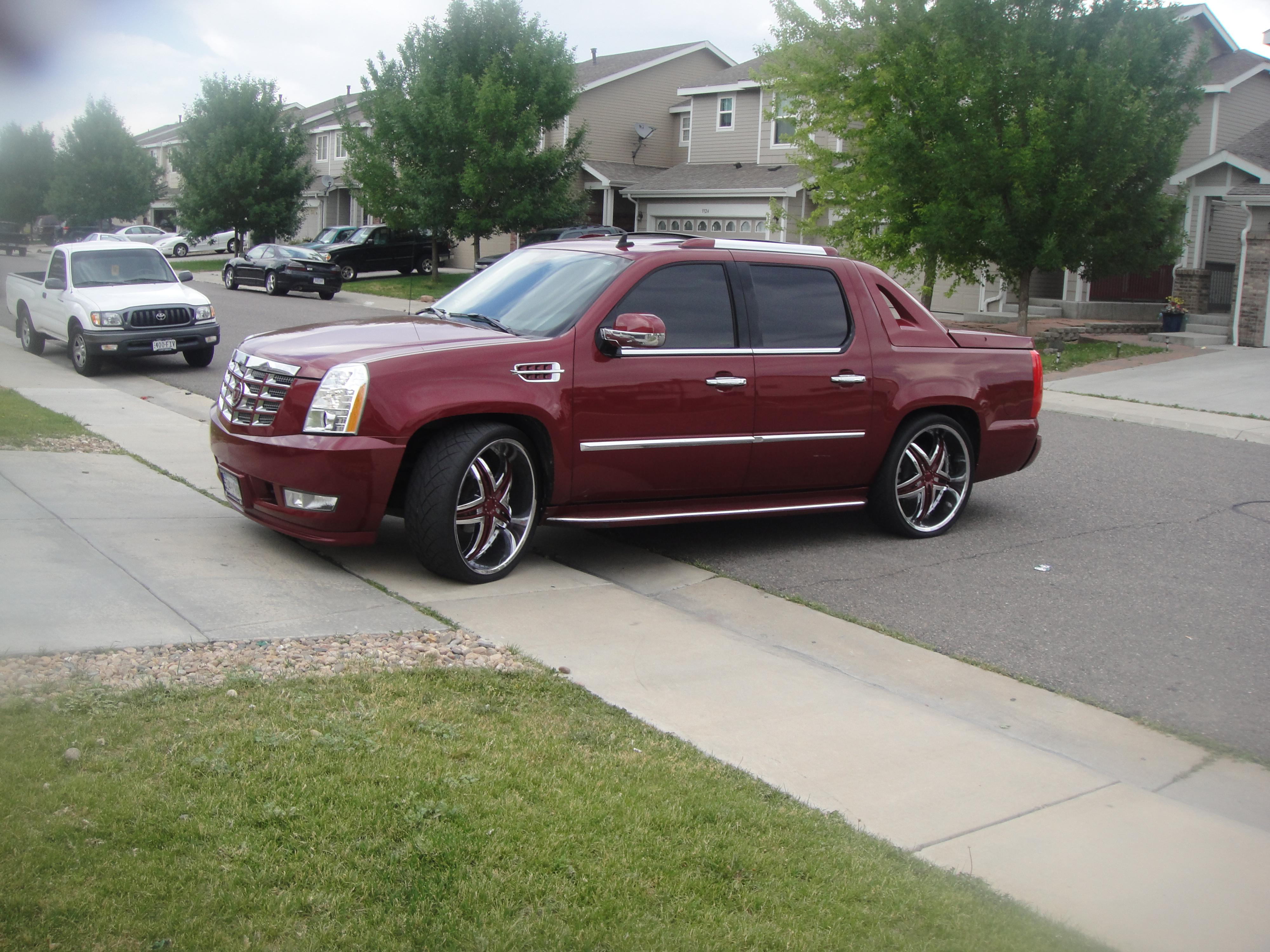 cadillac speed top partner and dub ext truck escalade cars news ex reviews