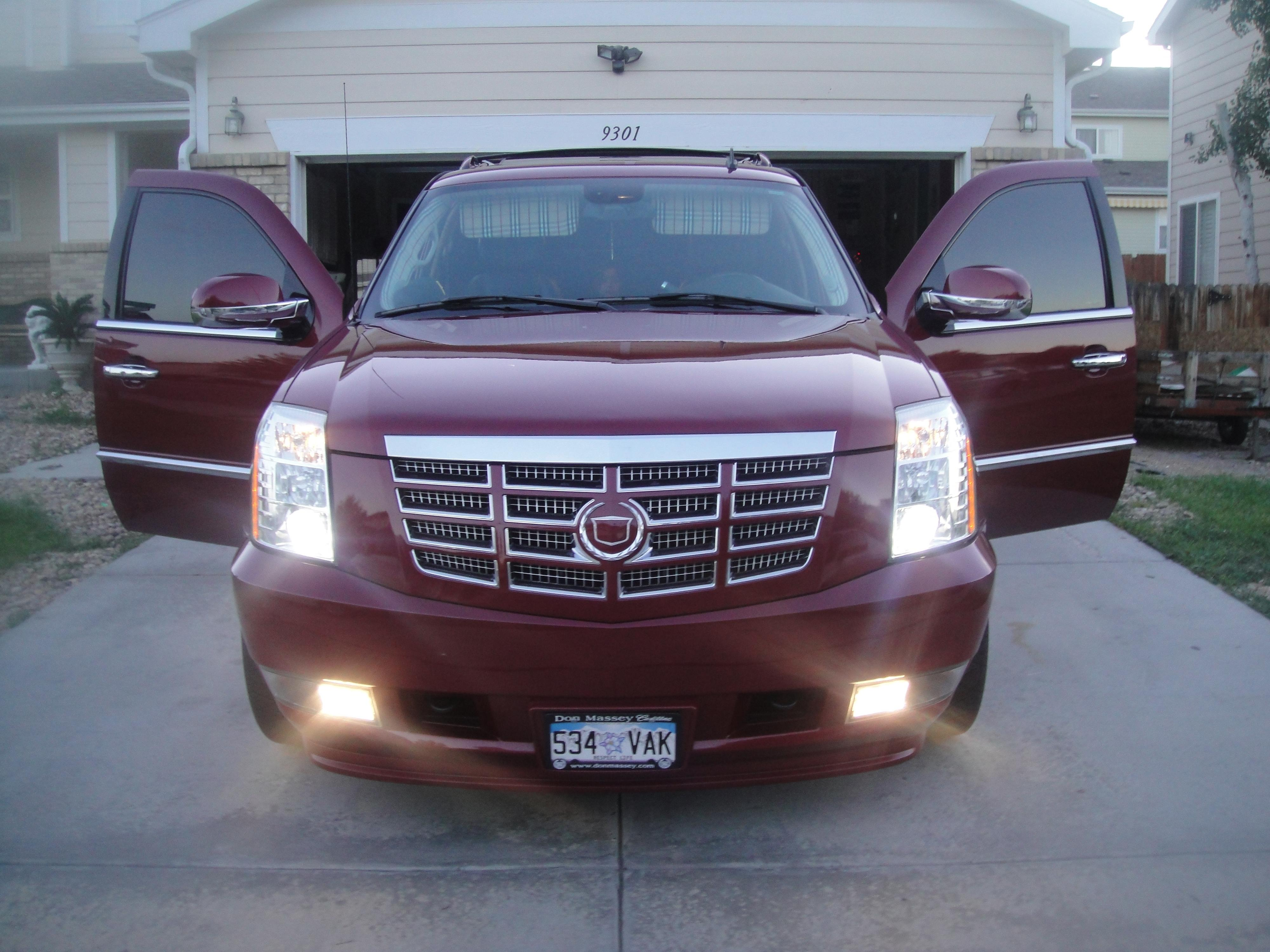 bravo23 2008 cadillac escalade ext specs photos modification info at cardomain. Black Bedroom Furniture Sets. Home Design Ideas