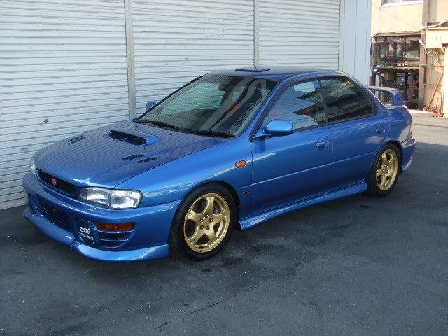 Shreddaest 1998 Subaru Impreza Specs Photos Modification