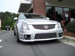 jhaass 2009 Cadillac CTS