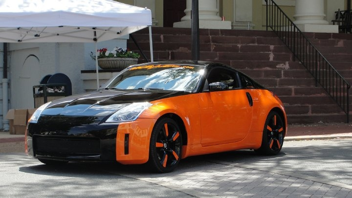 Another mcbcustomz 2006 Nissan 350Z post... - 14581867