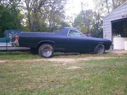 jakewitdelks 1971 Chevrolet El Camino