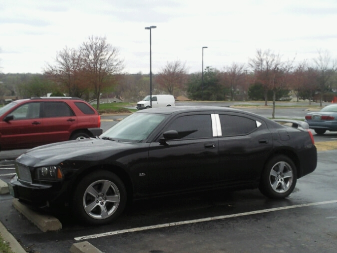 ilovemycharger2 39 s 2009 dodge charger sxt sedan 4d in kansas city mo. Black Bedroom Furniture Sets. Home Design Ideas
