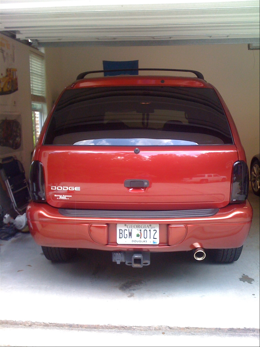 1999 Dodge Durango Body Kit http://www.cardomain.com/research/1999-dodge-durango/pictures/