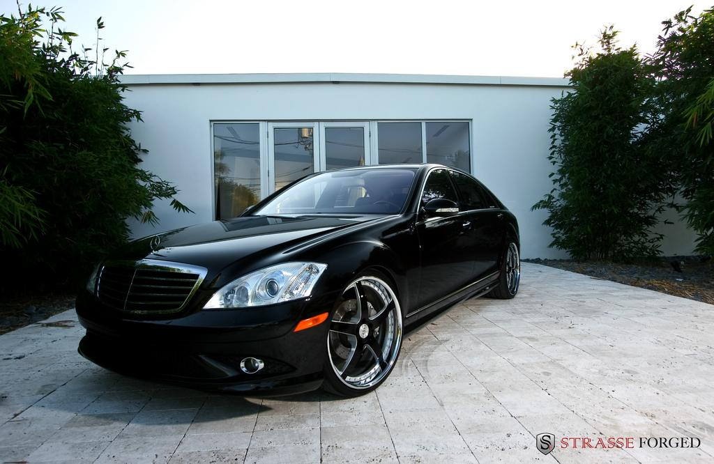 Strasse_Forged 2008 Mercedes-Benz S-Class