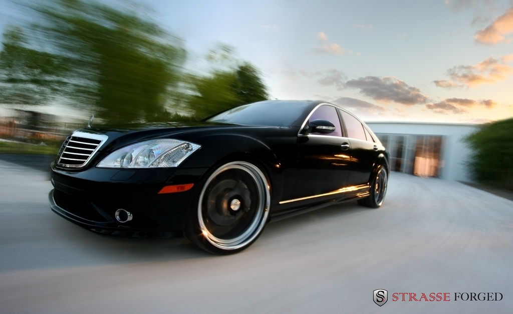 strasse forged 2008 mercedes benz s class specs photos modification info at cardomain. Black Bedroom Furniture Sets. Home Design Ideas