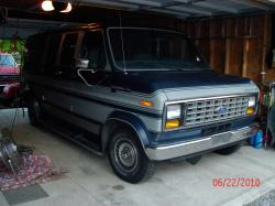 PIMPILLACs 1987 Ford Econoline E150 Passenger