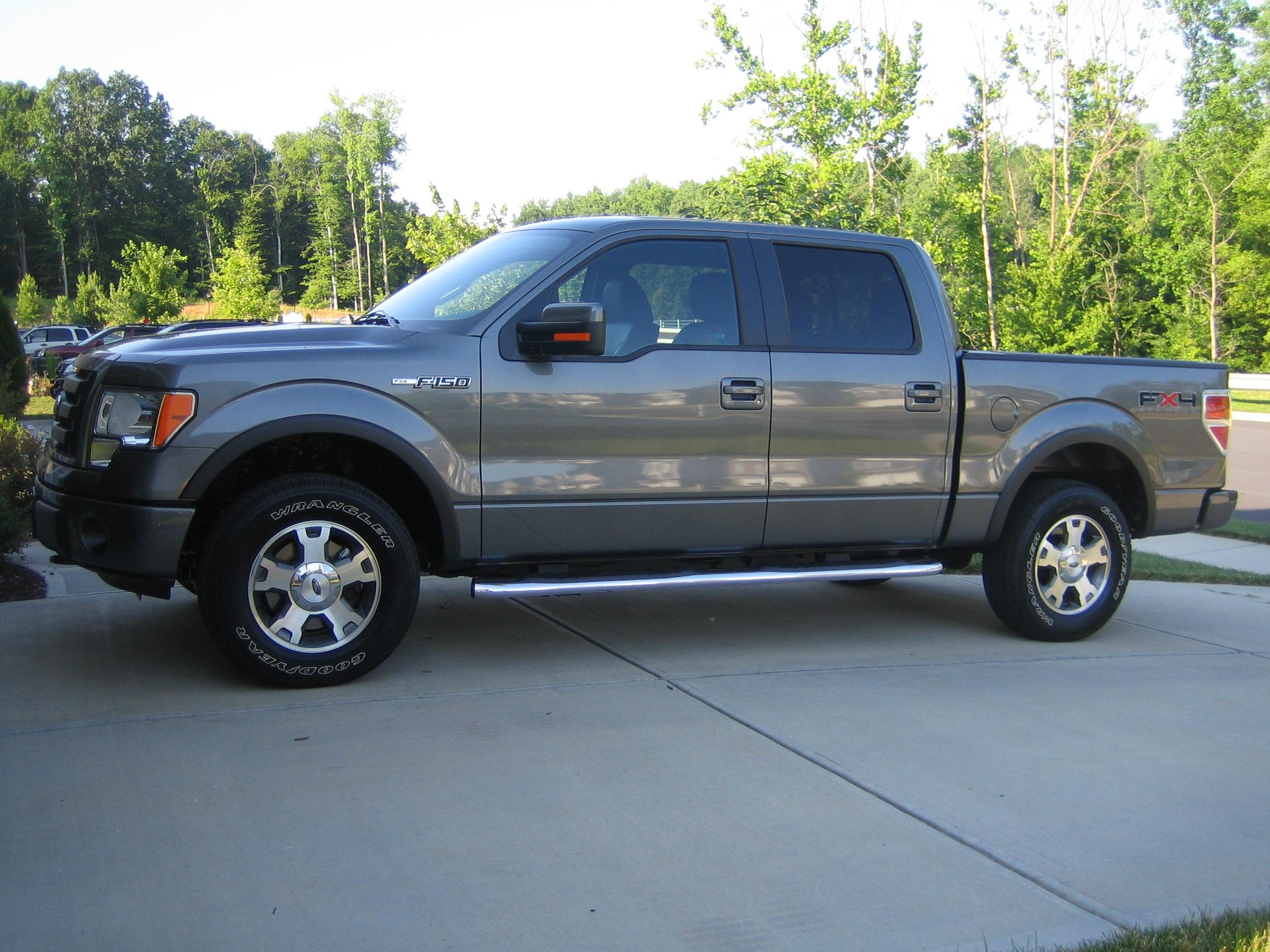 2010 ford f150 fx4 supercab