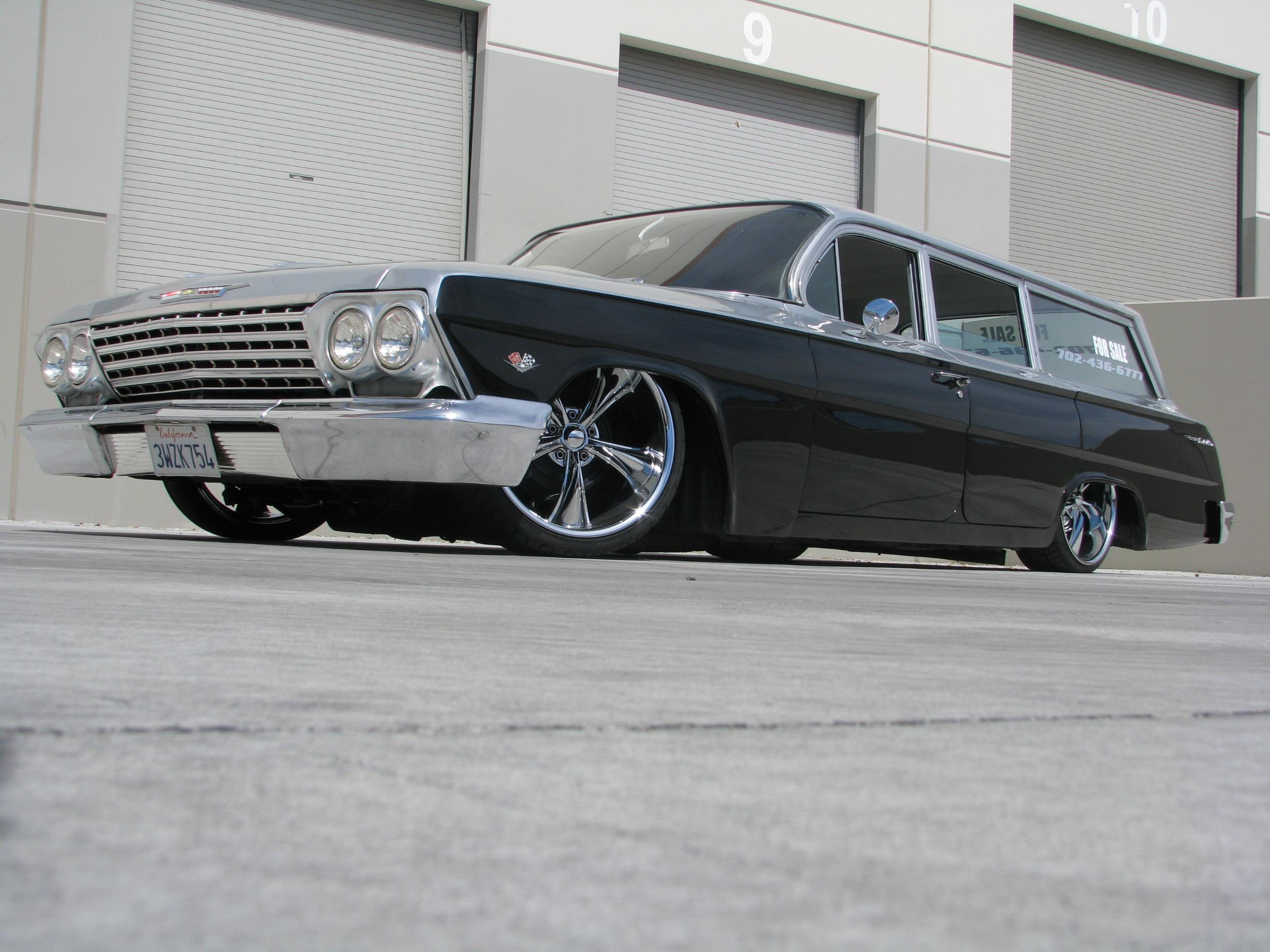 Another TheCustomShop 1962 Chevrolet Bel Air post... - 14583161
