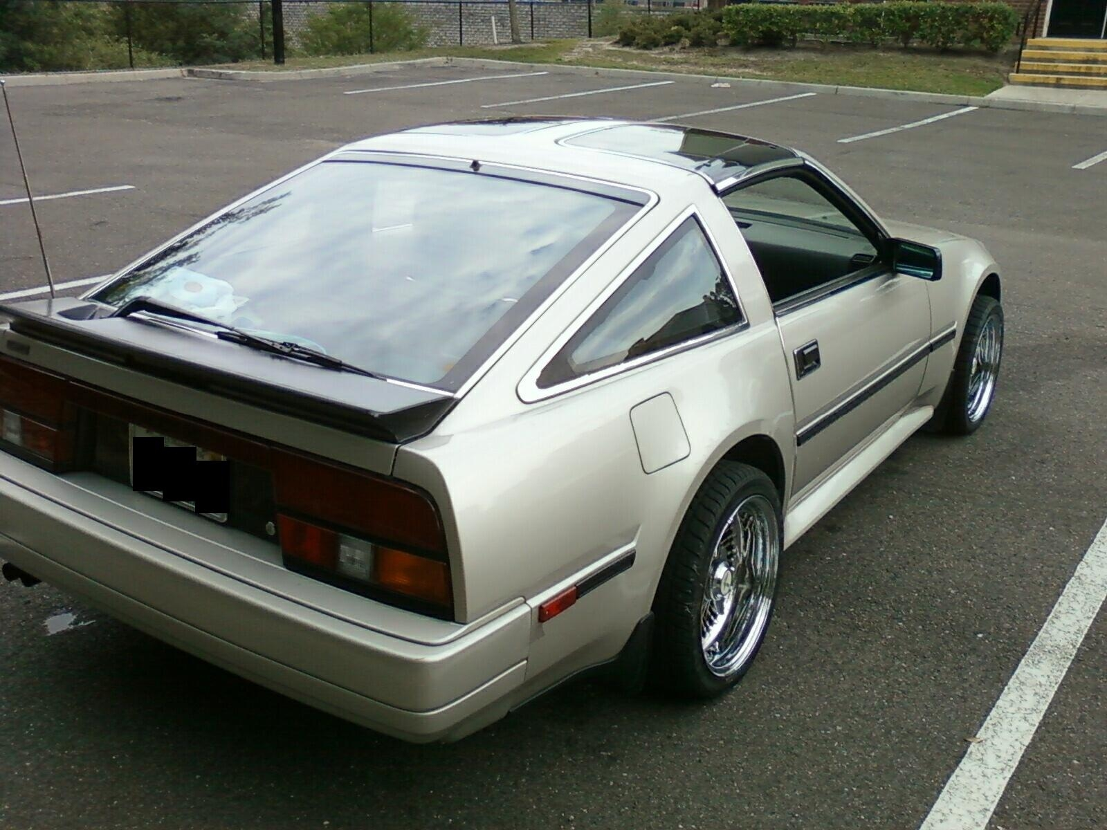 robinsot 1986 nissan 300zx specs photos modification. Black Bedroom Furniture Sets. Home Design Ideas