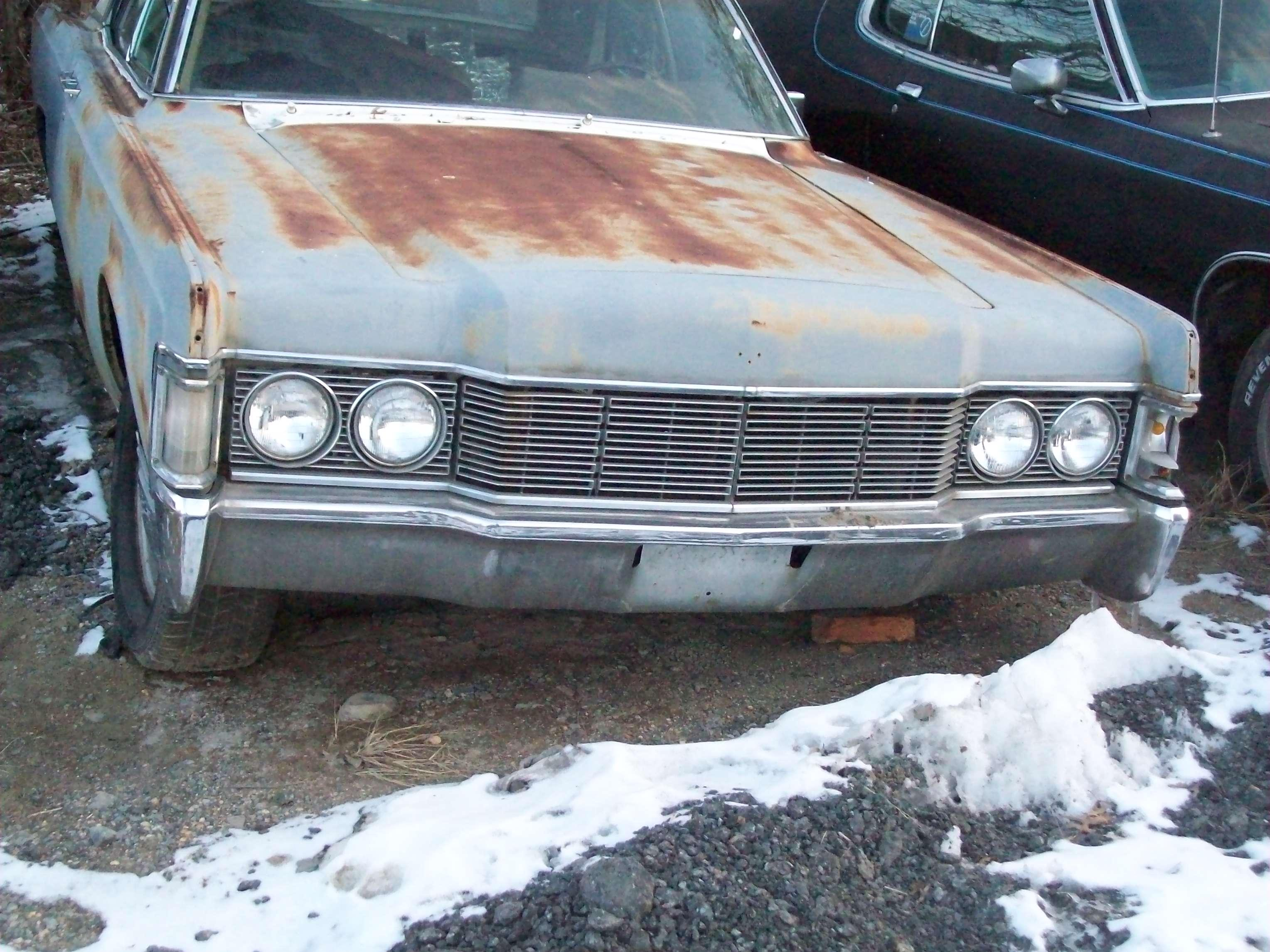 Another LoneSimigami 1968 Lincoln Continental post... - 14586216