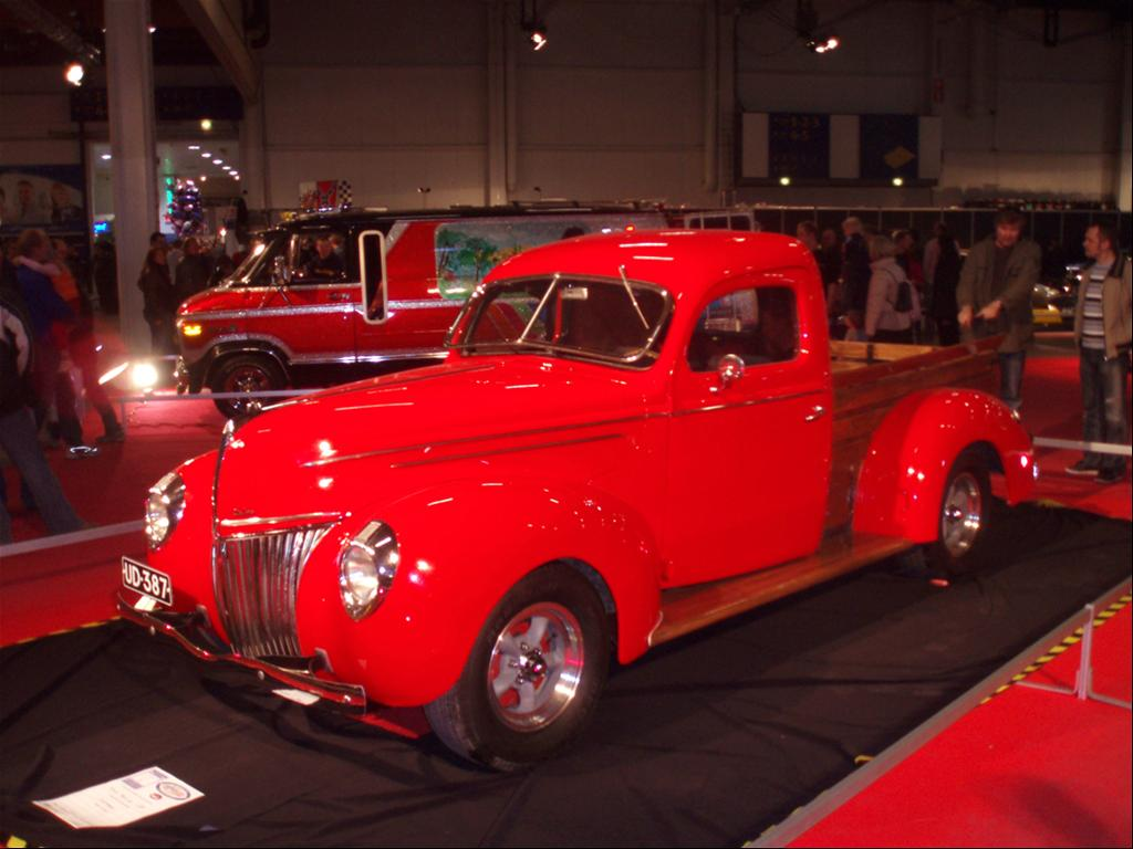 studio57's 1939 Ford pick up