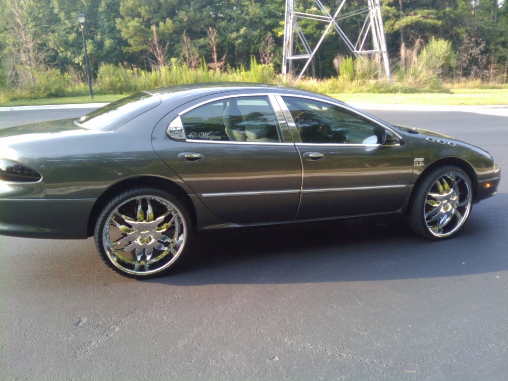 another 45 whispers 2004 chrysler concorde post 3639153 by 45. Cars Review. Best American Auto & Cars Review