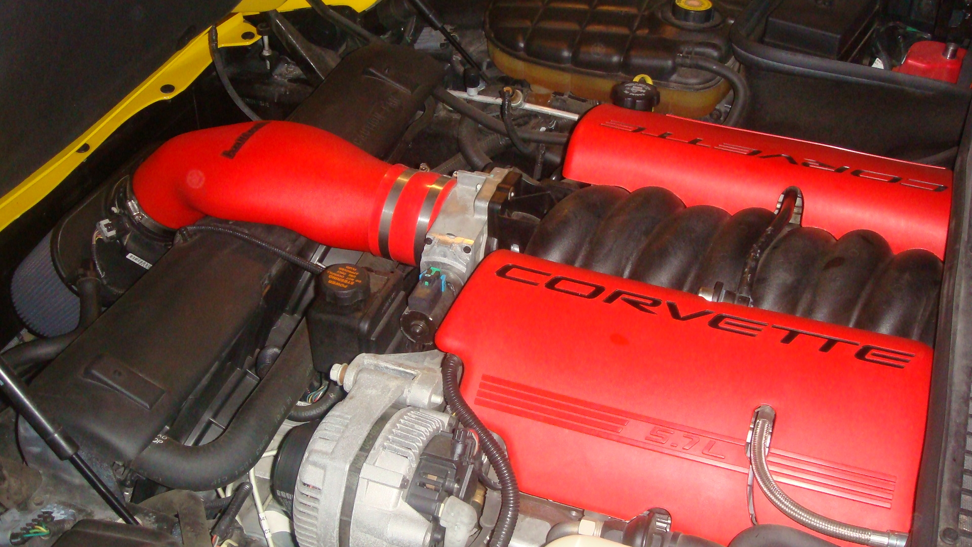 Another IFUHAD1 2002 Chevrolet Corvette post... - 14587195