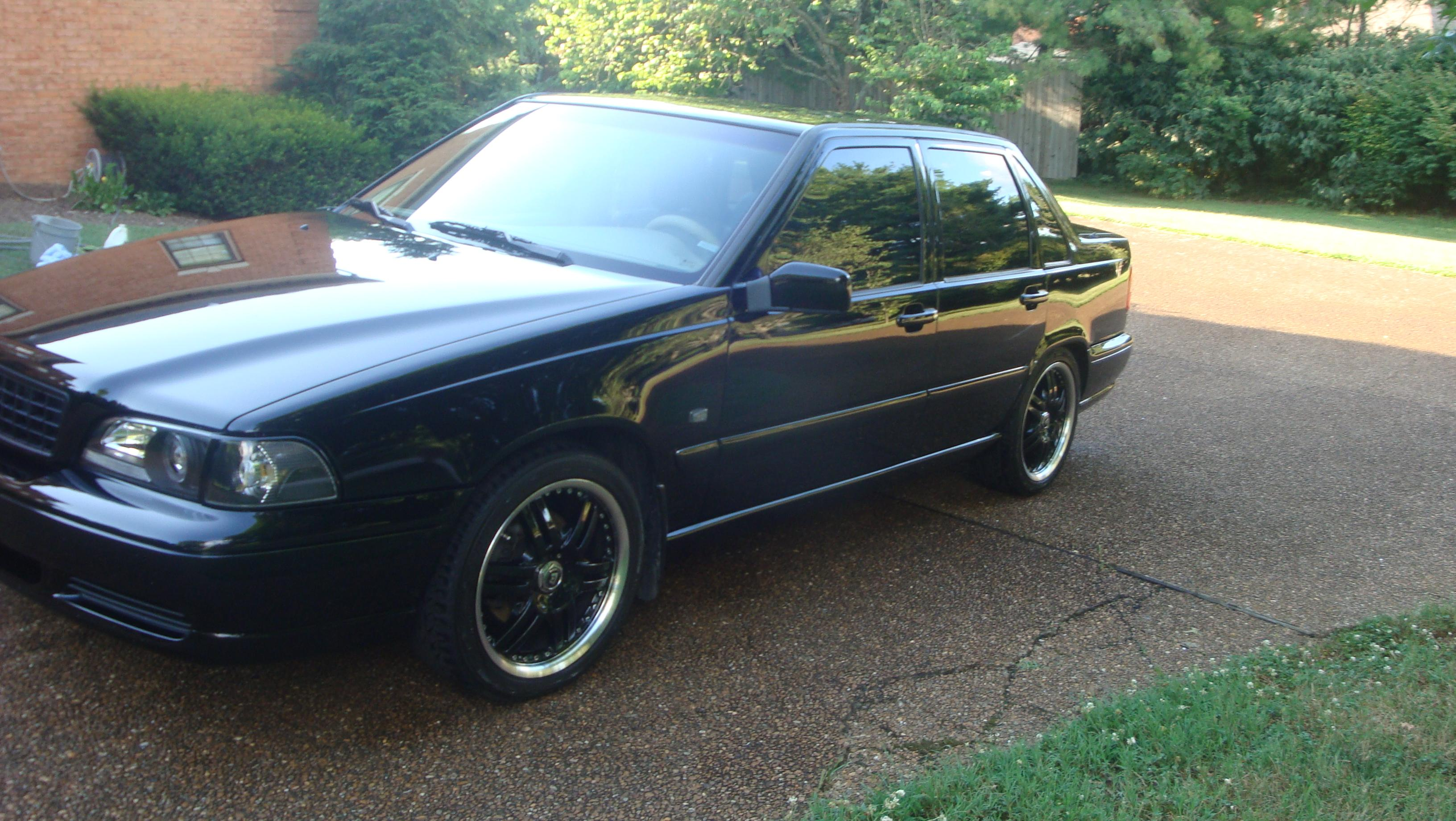 Original on 2000 Volvo S70 Horsepower