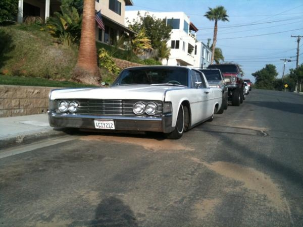 Another 19suicide65 1965 Lincoln Continental post... - 14587524