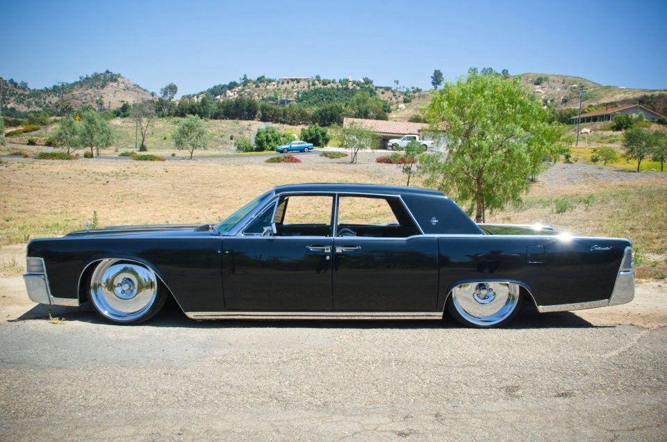 Another 19suicide65 1965 Lincoln Continental post... - 15347497