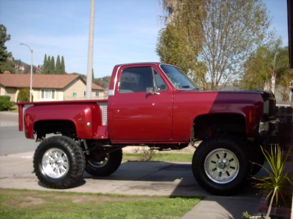 1976 Chevrolet Silverado 1500 Regular Cab