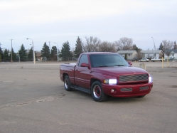 TrappedPersons 1996 Dodge Ram 1500 Regular Cab