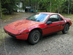 pttransamdrivers 1984 Pontiac Fiero