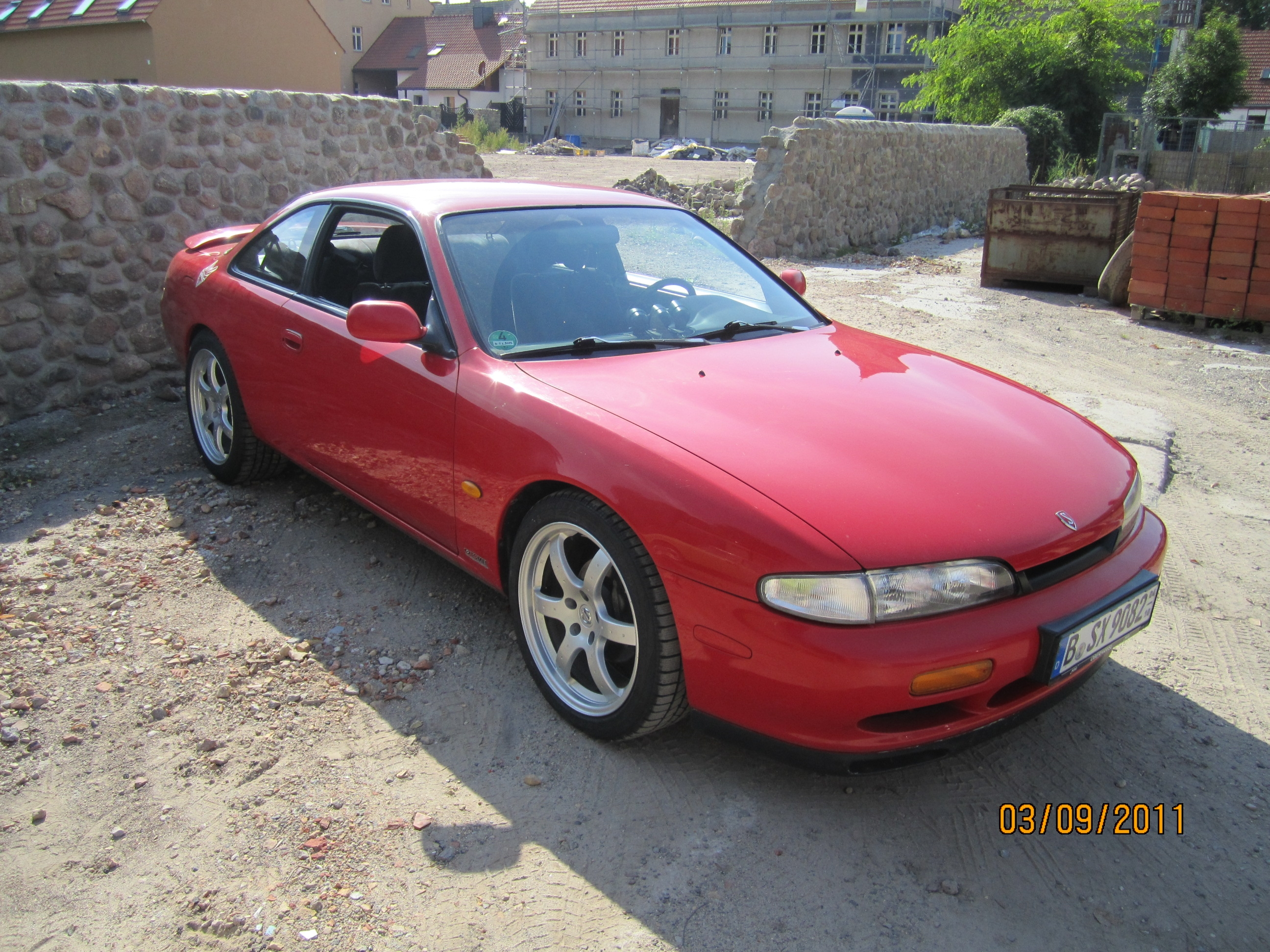 Another cameronN 1995 Nissan Silvia post... - 14585760