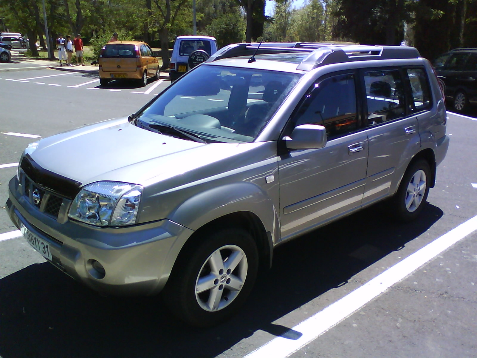 jmfmot 2005 nissan x trail specs photos modification info at cardomain. Black Bedroom Furniture Sets. Home Design Ideas