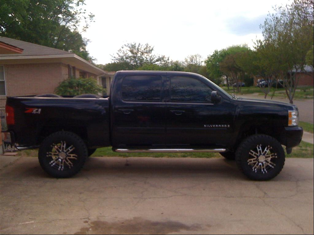 2008 Chevy Silverado 1500 Lifted For Sale - www ...