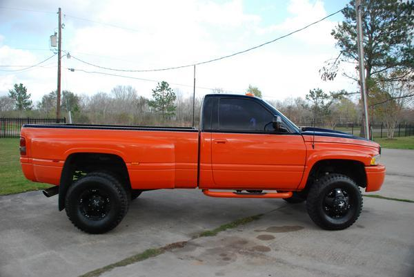 1999 Dodge Ram 3500 Regular Cab