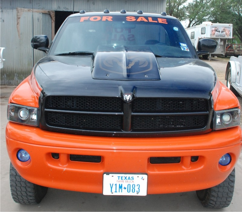 TXDodgeman 1999 Dodge Ram 3500 Regular Cab Specs, Photos