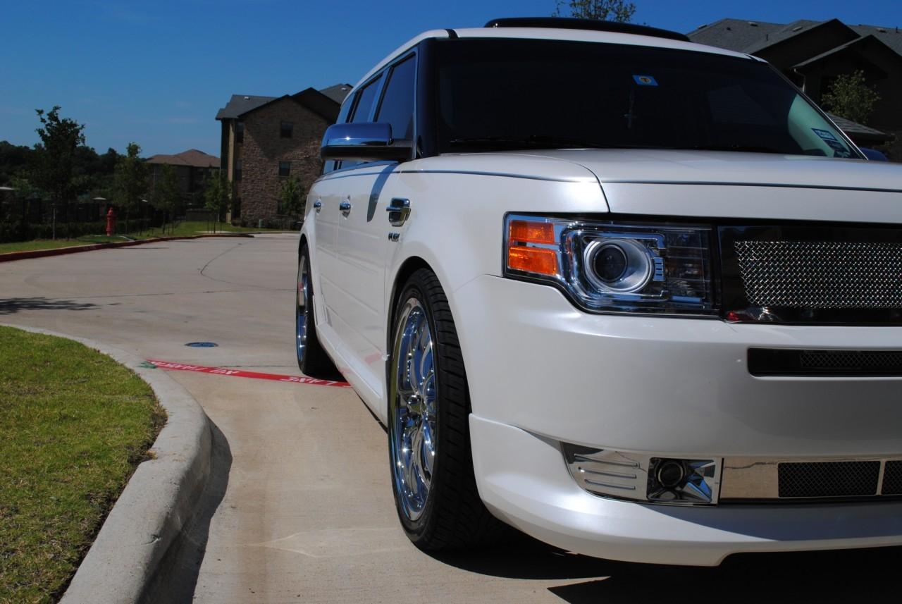 Another CL500v8 2009 Ford Flex post... - 14590279