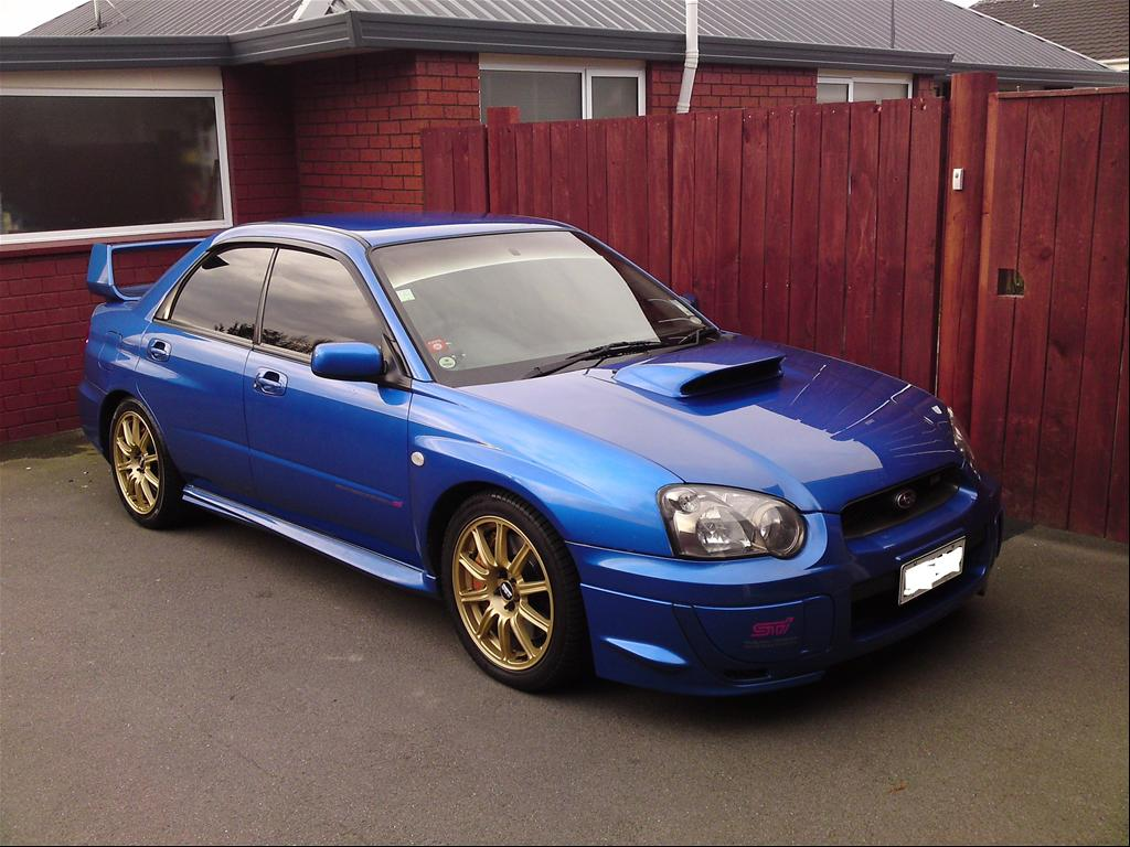 bii5709 39 s 2003 subaru impreza in christchurch. Black Bedroom Furniture Sets. Home Design Ideas