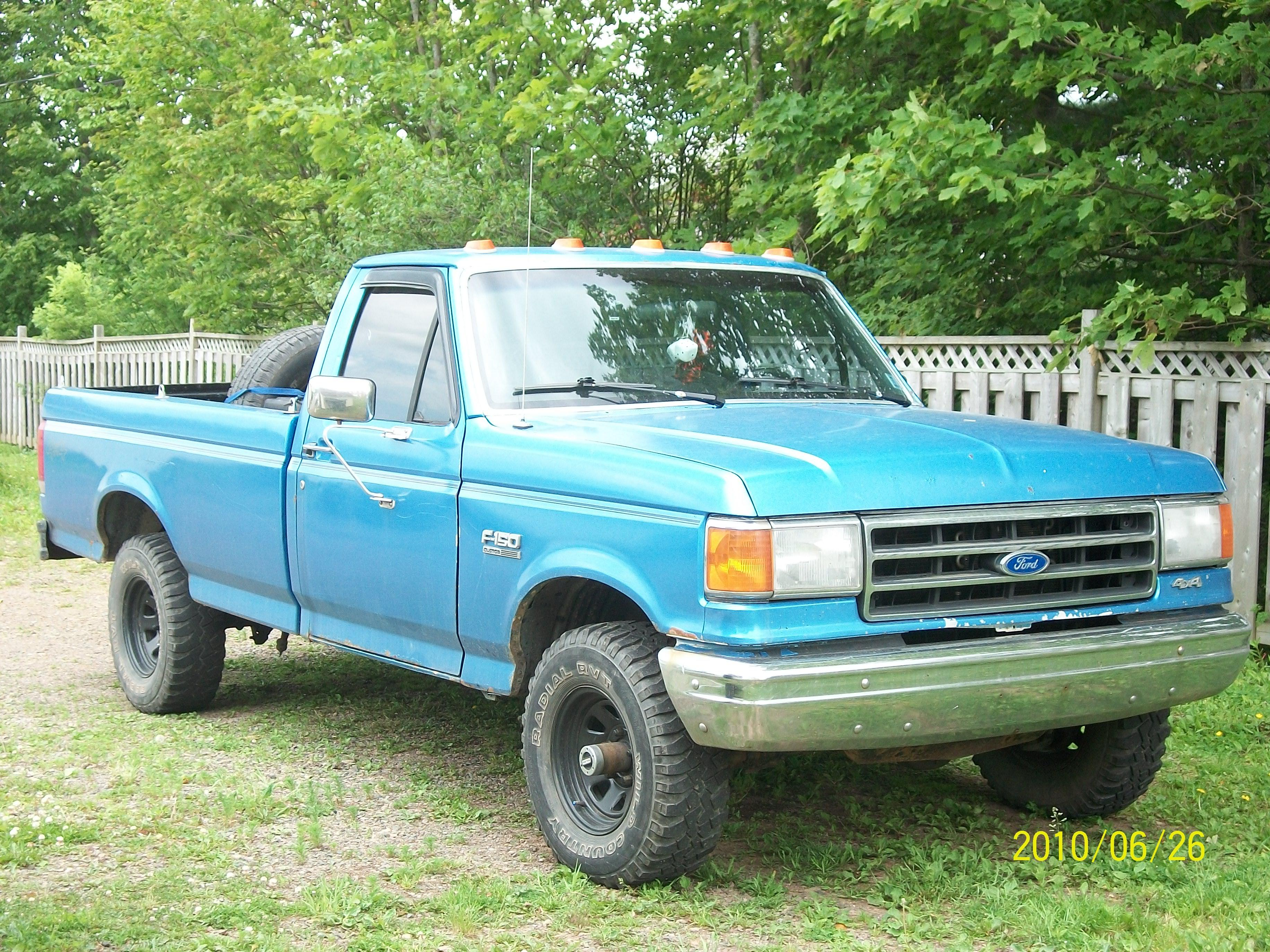 Blueoxf150 1990 ford f150 regular cab 38678570001 original