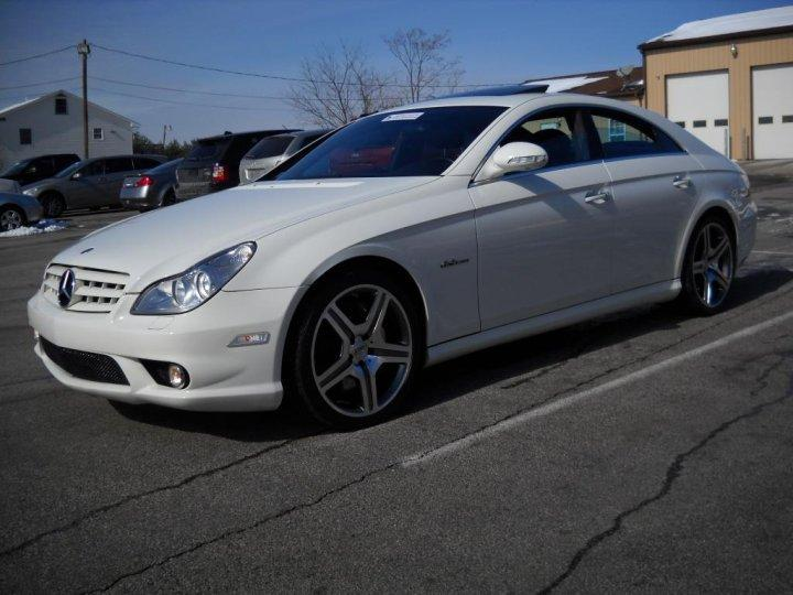 highlinecars 2007 mercedes benz cls class specs photos. Black Bedroom Furniture Sets. Home Design Ideas