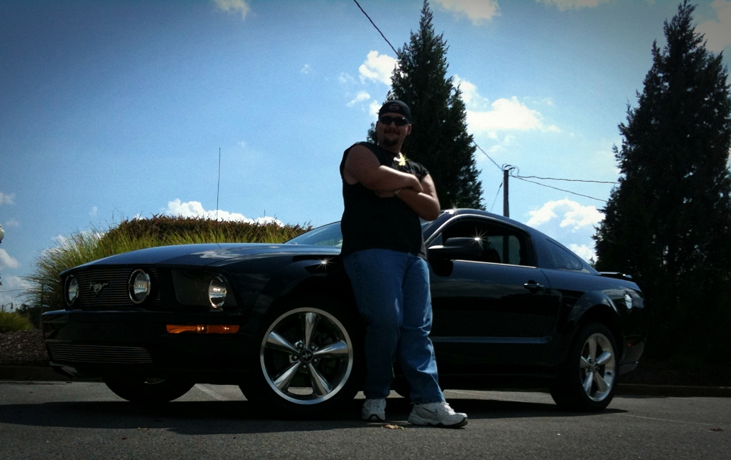 Another Mississippimoss 2009 Ford Mustang post... - 14594188