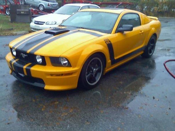 Another highlinecars 2007 Ford Mustang post... - 14594198