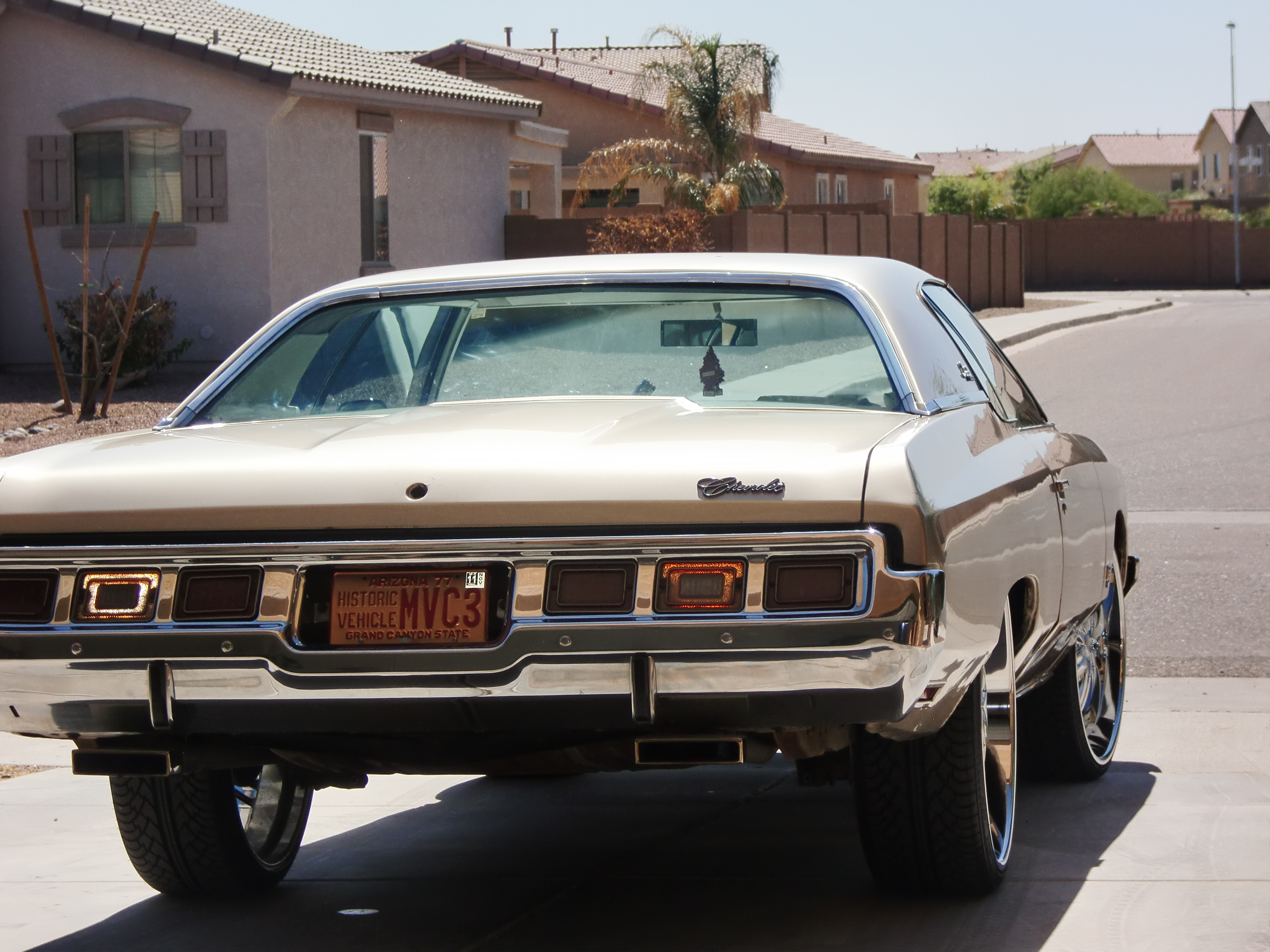 Another romerome82 1973 Chevrolet Impala post... - 14591420