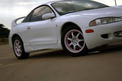 courtneyeclipses 1996 Mitsubishi Eclipse