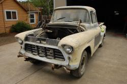 MoonyJohns 1955 Chevrolet 3100