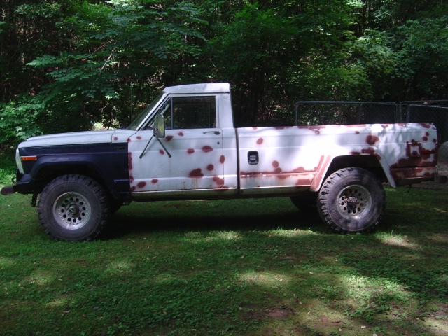 Another ssxtremes10 1982 Jeep J-Series post... - 14595141