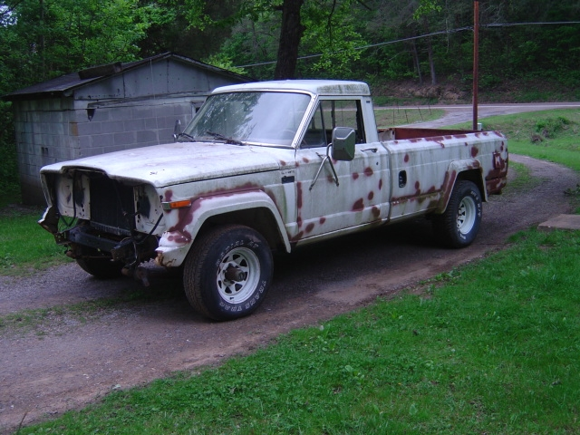 Another ssxtremes10 1982 Jeep J-Series post... - 14595150