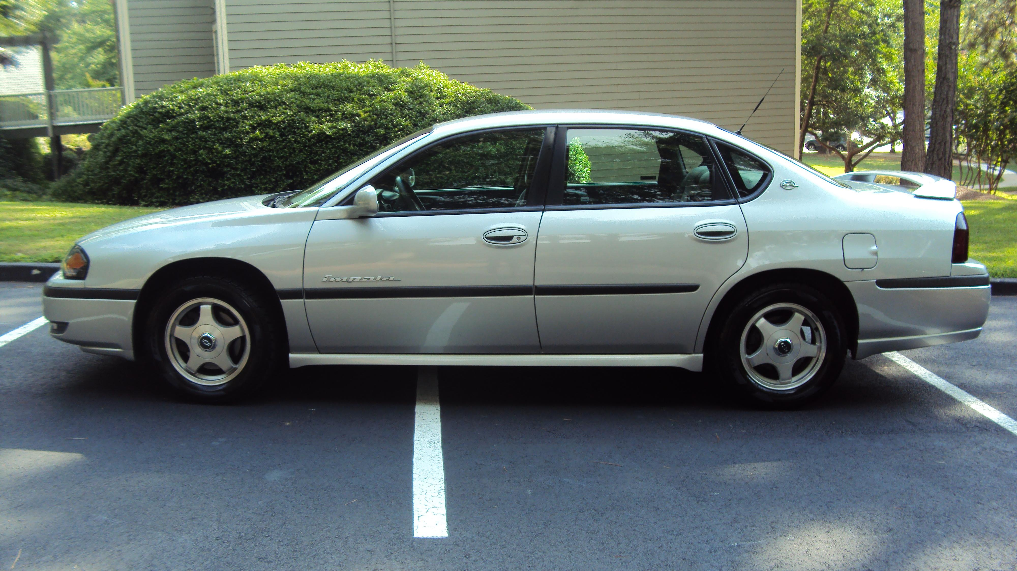 hayti123 2002 chevrolet impalals sedan 4d specs photos modification info at. Cars Review. Best American Auto & Cars Review