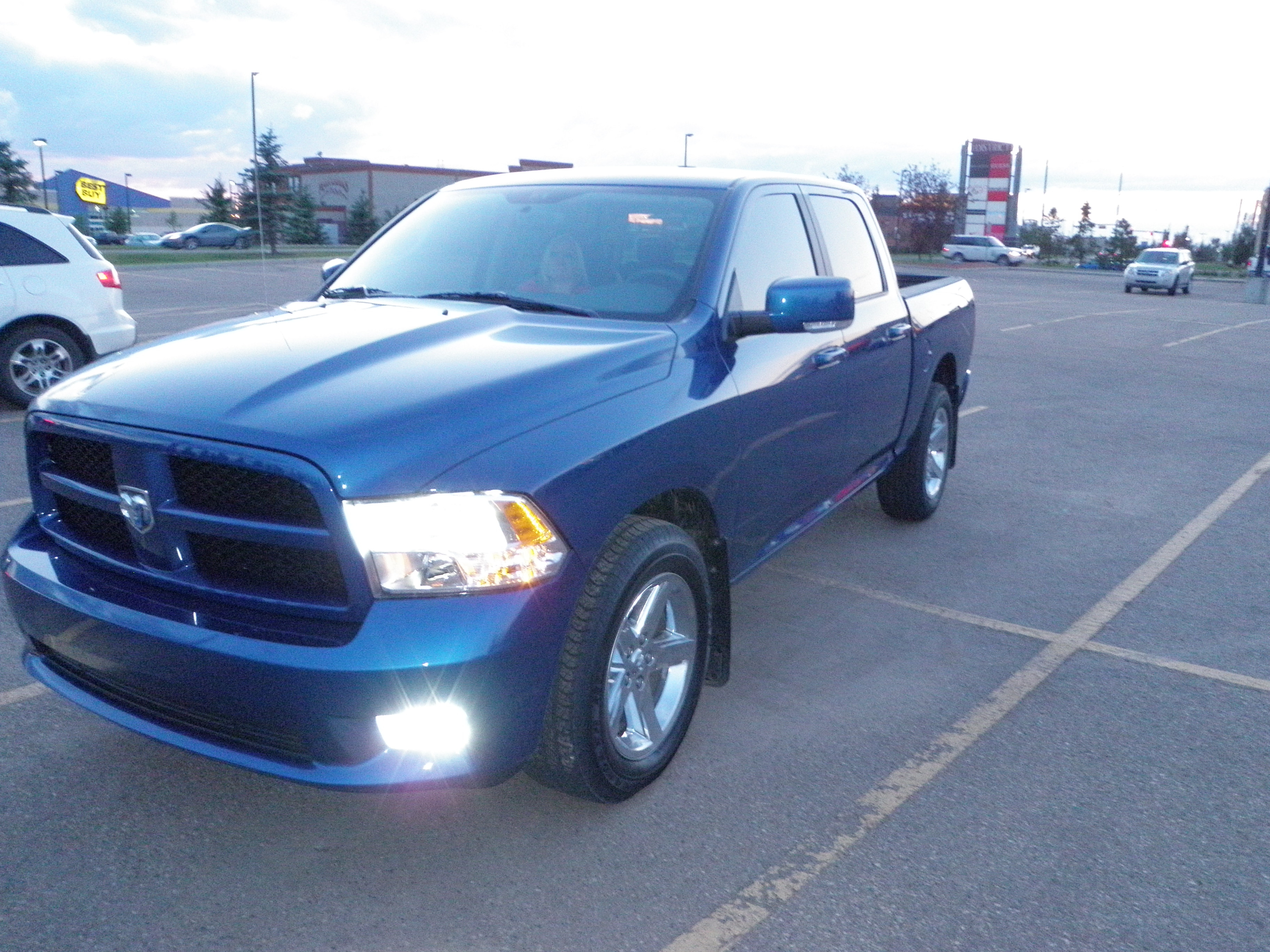 Another gman_3105 2010 Dodge Ram 1500 Crew Cab post... - 14595365
