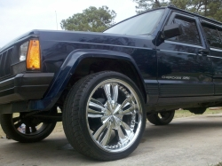 Woodfielders 1996 Jeep Cherokee