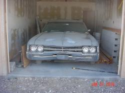 Joker1570 1966 Oldsmobile Delta 88