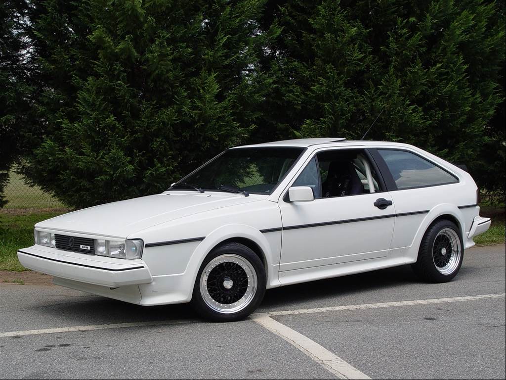 1988 Volkswagen Scirocco 16v For Sale Only 50k Miles Low Miles 1984 ...