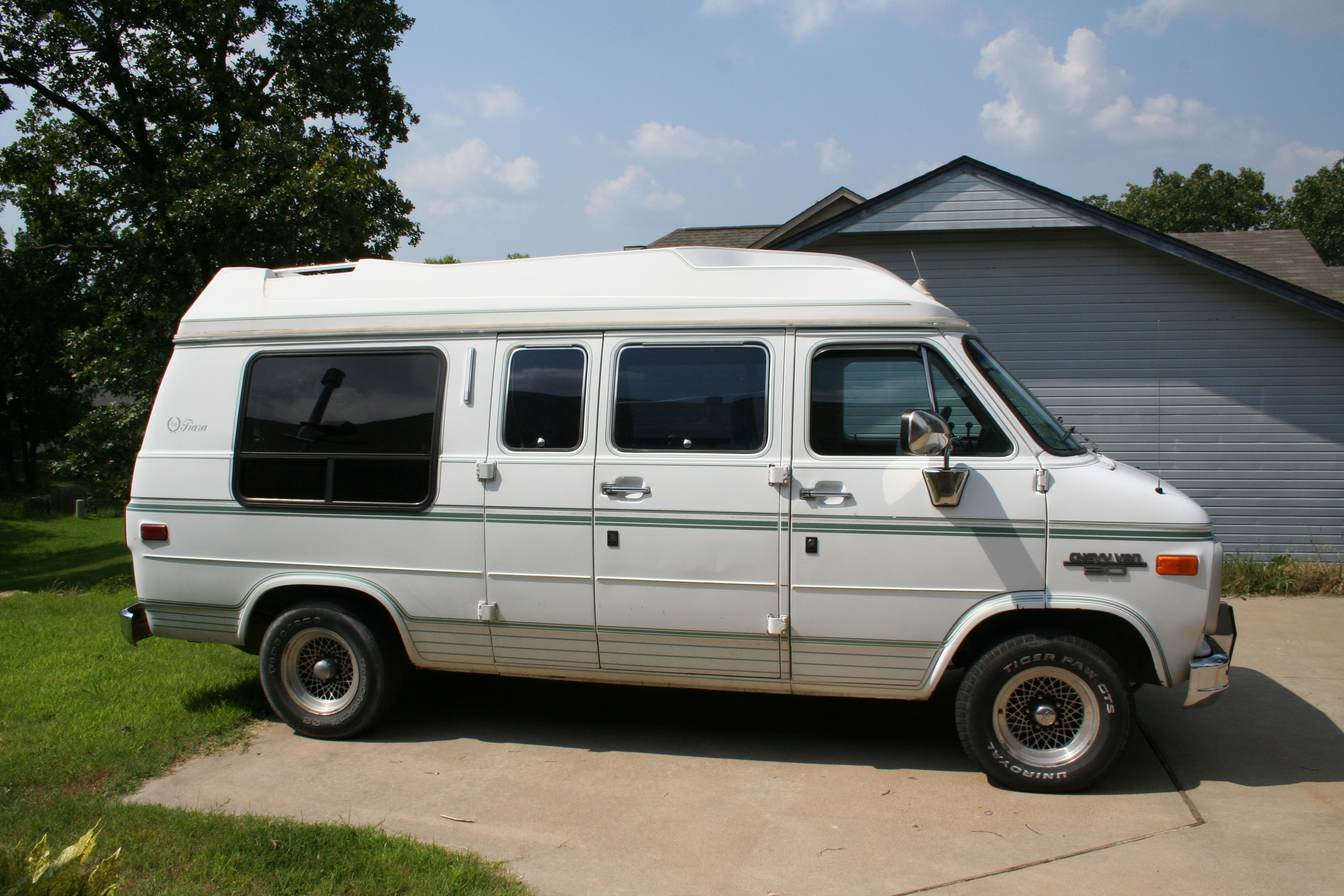 Another tawilson7 1992 Chevrolet G-Series 1500 post... - 14596439