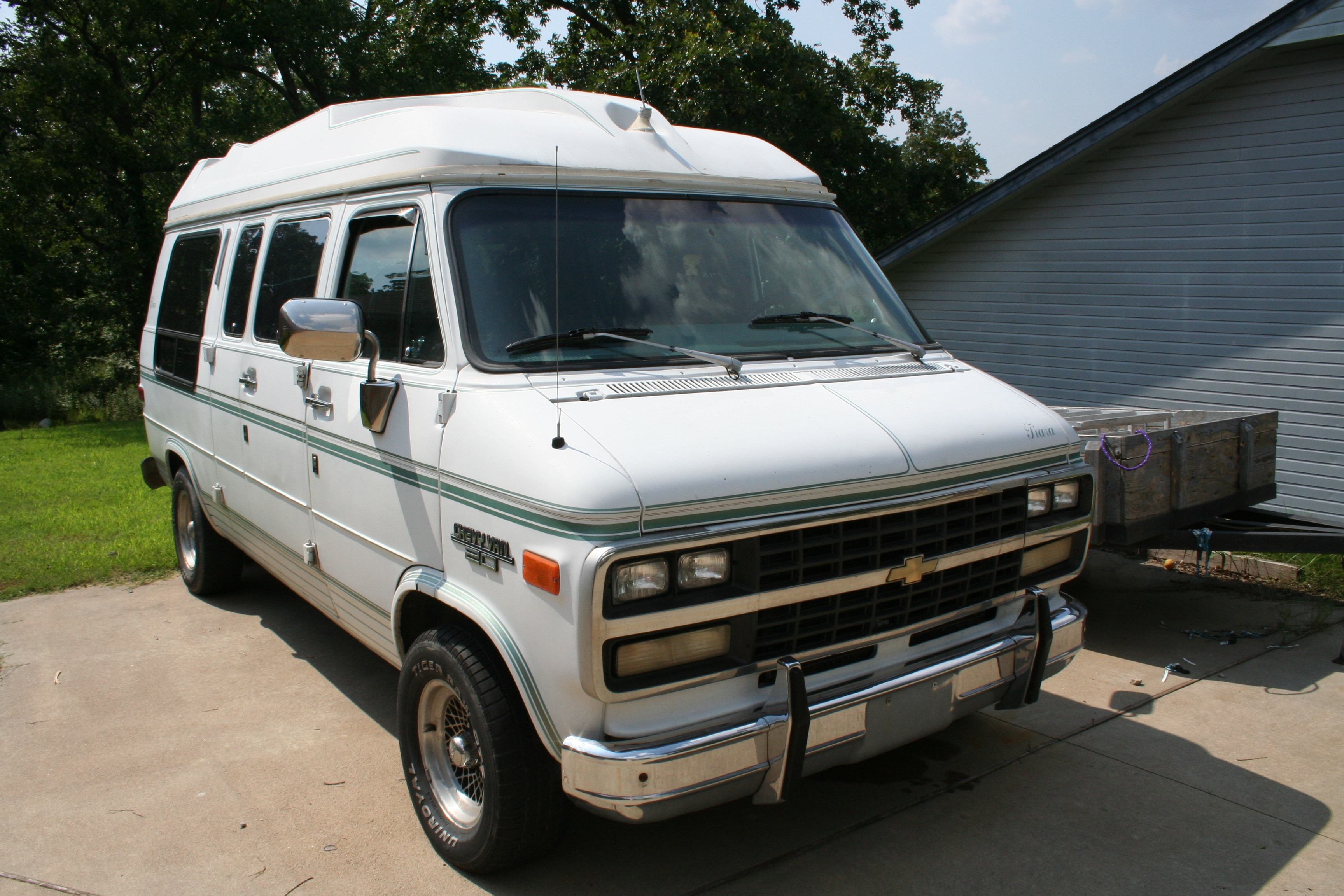 Another tawilson7 1992 Chevrolet G-Series 1500 post... - 14596440